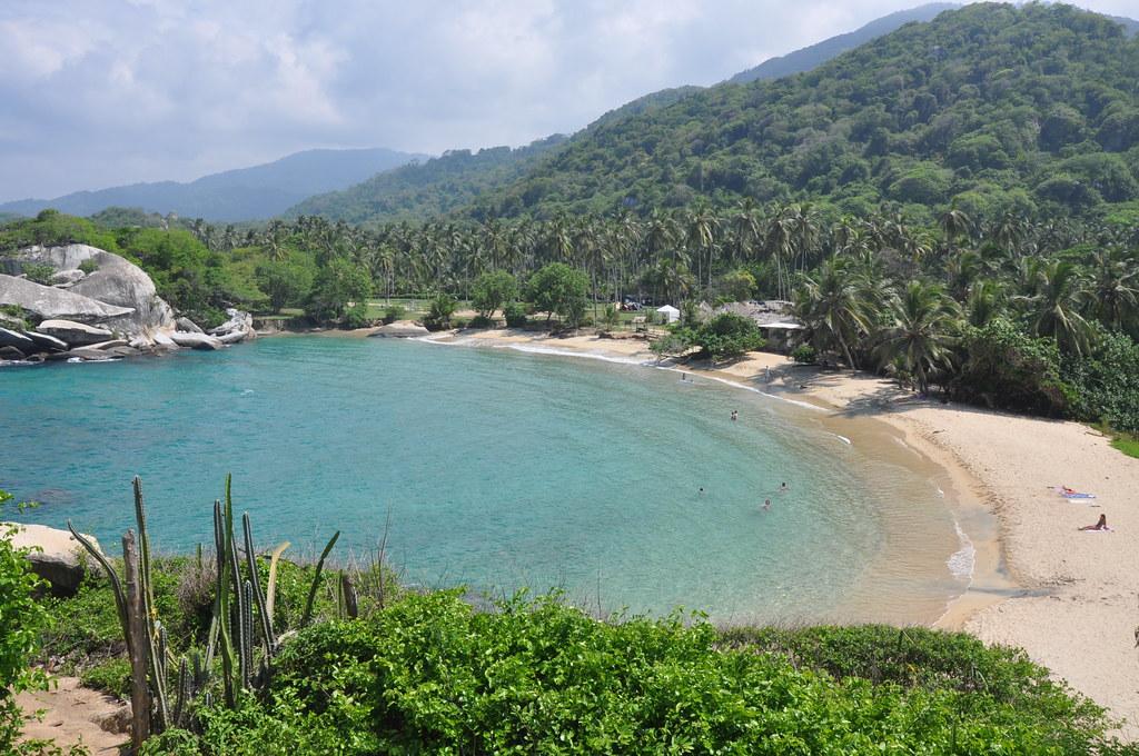 Cabo san Juan de la Guia - Colombia
