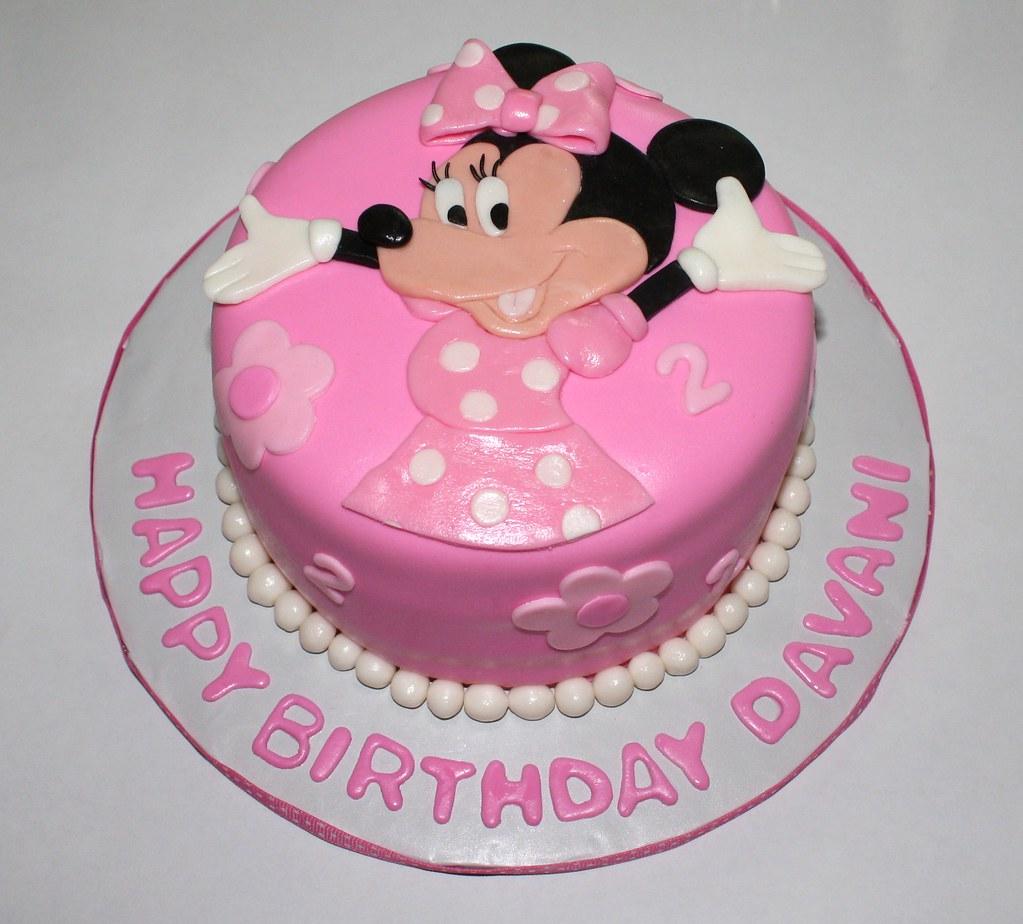 Minnie Mouse Cakes Near Me