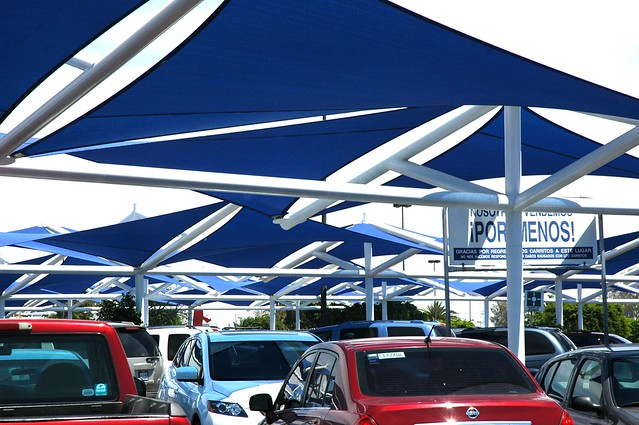 Car Parking Shades Suppliers In Oman