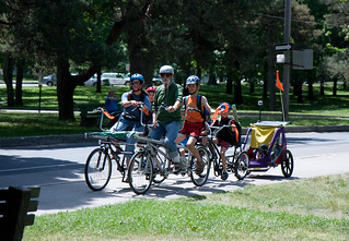 Bells on Bloor - Ultimate Family Bike | by veggiefrog