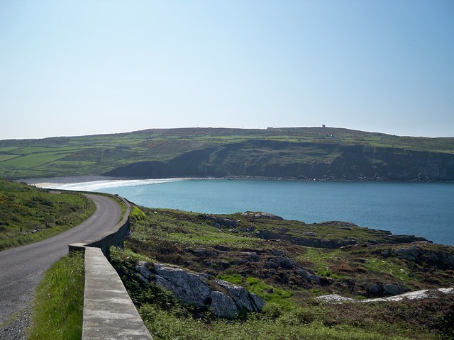driving out to Mizen Head