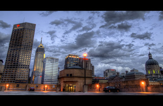 Indianapolis Evening | by ChaoticXyroq