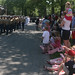 Marines in Pelham Memorial Day Parade - Fleet Week 2010