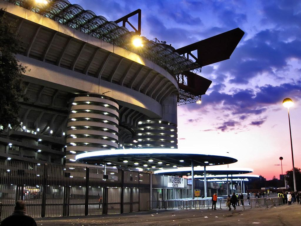 San Siro Stadio Giuseppe Meazza The Stadio Giuseppe