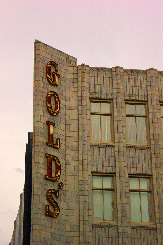 Gold S Department Store Lincoln Ne Gold And Company