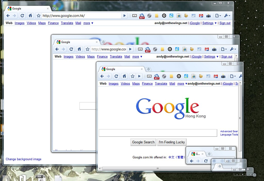 how to allow a website through google chrome