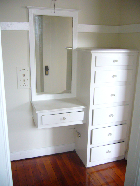 Built Vanity Inside Closet Swel Group Properties Flickr