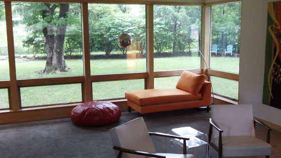 Mid century modern home in columbus indiana part of our for Modern house 8 part 6