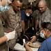 Afghan dental detachment works on Marine IED dog