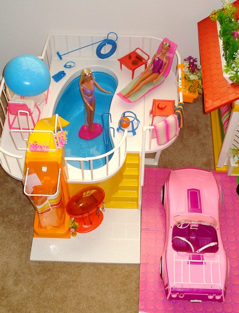 Barbie Dream Pool Flickr Photo Sharing