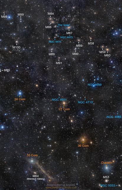 VCSE - Mai kép - Markarjan-lánctól az Messier 64-ig - Csizmadia Szilárd