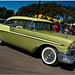 1956 Chevrolet Belair Sport Coupe