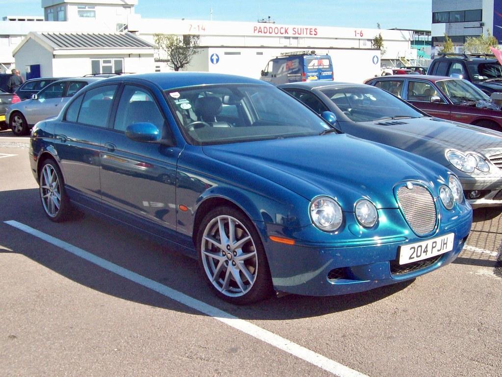 2009 jaguar s type
