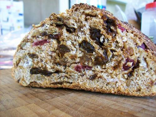 Fruit Nut Loaf Cake Easy