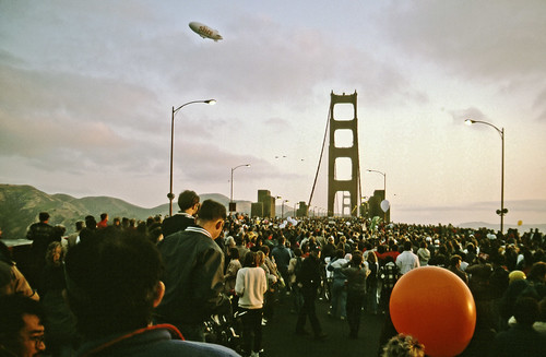 Golden Gate Bridge at 50 | by vntghippy