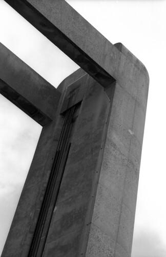 the kingsferry bridge isle of sheppey kent april 2002