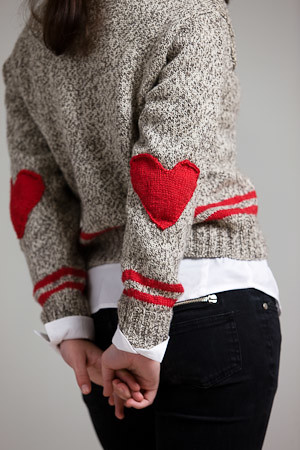Heartdigan Cardigan | by ktkntr