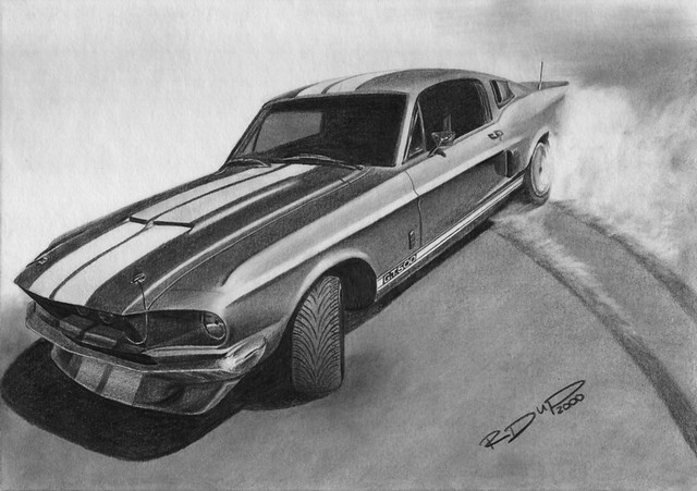Shelby Mustang GT500 | This was a spur of the moment ...