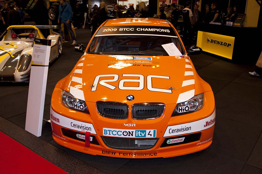 Race Cars - BTCC 2009 Championship Winning - BMW 320Si - C… | Flickr