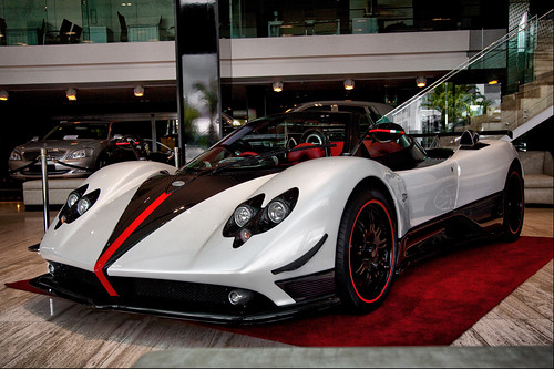 Pagani Huayra For Sale >> Pagani zonda F Roadster | Pagani zonda F Roadster with cinqu… | Flickr