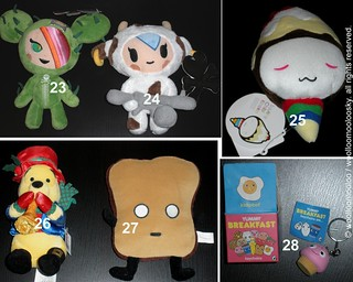 toy adoptions for haiti earthquake relief funds 4 (2 items left) | by woolloomooloo