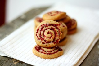 Cranberry Pinwheels | by Tracey's Culinary Adventures