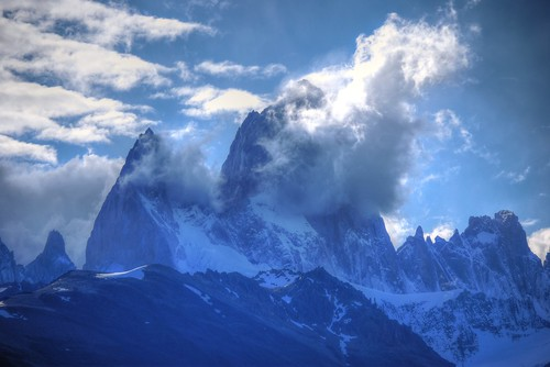 Mt Fitz Roy | by elenikiokia