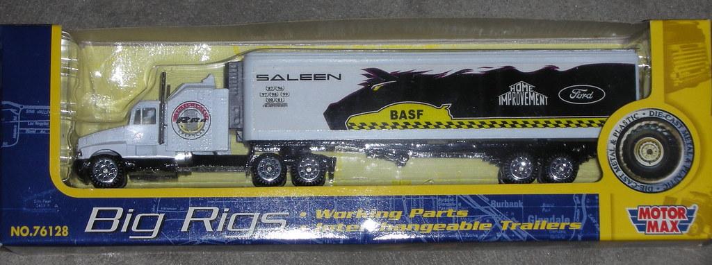 Motor Max Saleen Big Rig Truck Navymailman Flickr