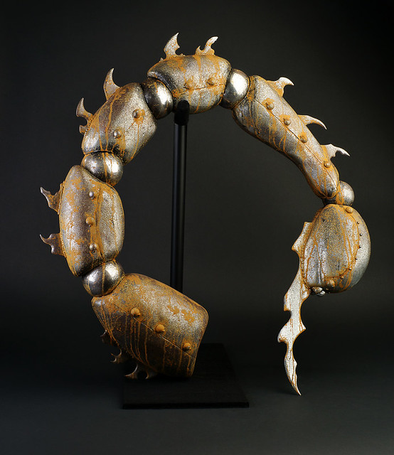 Mechanical Scorpion Tail | Student work by: Keith Powell ...
