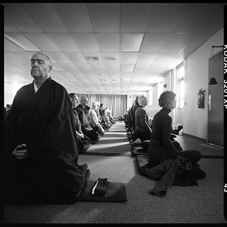 Village Zendo's winter ango 2009 | by emptysquare