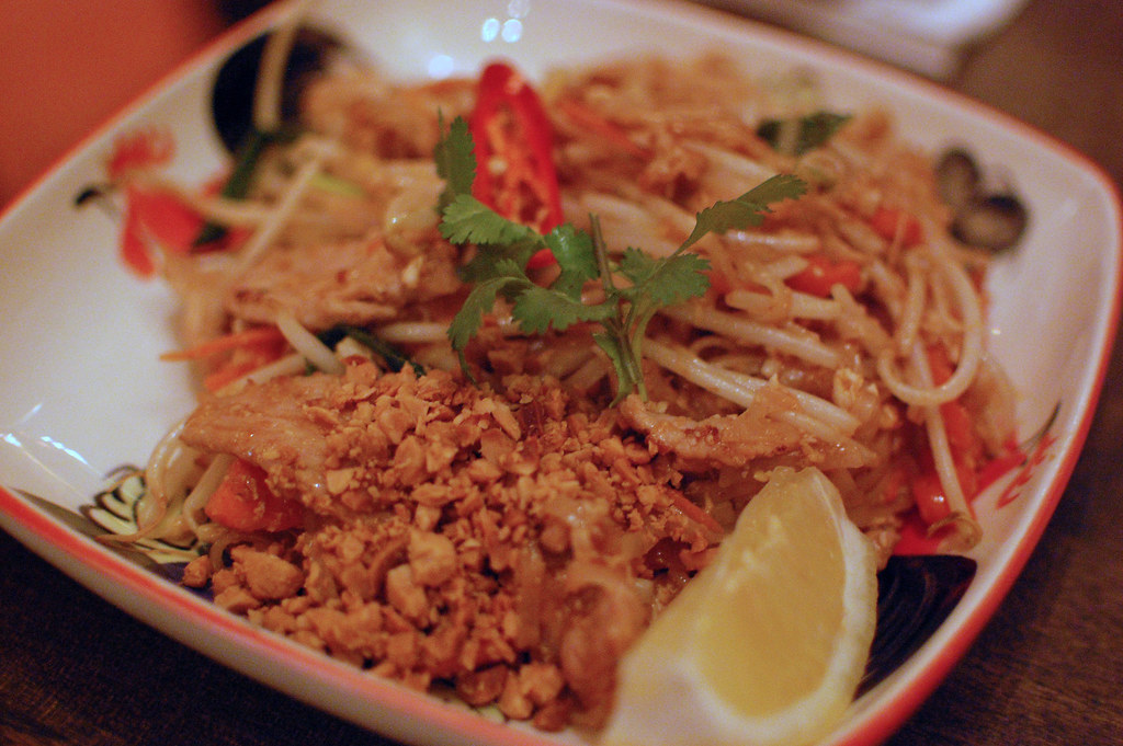 Pad Thai Kitchen Farmington Mo Menu