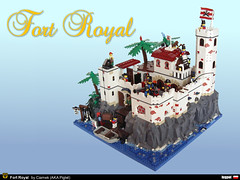 Fort Royal 01 | by PigletCiamek