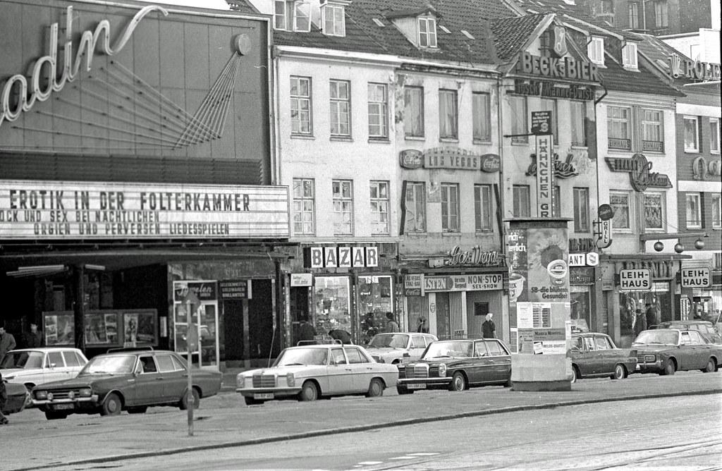 Hamburg Hotel Vier Jahreszeiten Nikke