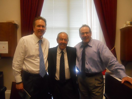 Nick Bollettieri with Congressman Vern Buchanan | by nickbollettieri