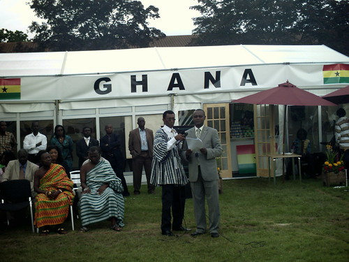 GHANA AT THE ROYAL AGRIC SHOW 2009 | by afbba