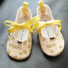 Baby Chick shoes | by ticklish_moose