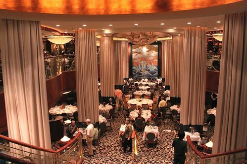 Royal Caribbean Dining Room Menu