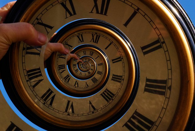 ...Time...
