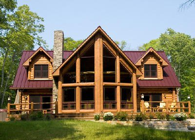 Log Homes Floor Plans Wisconsin Log Homes Has Been