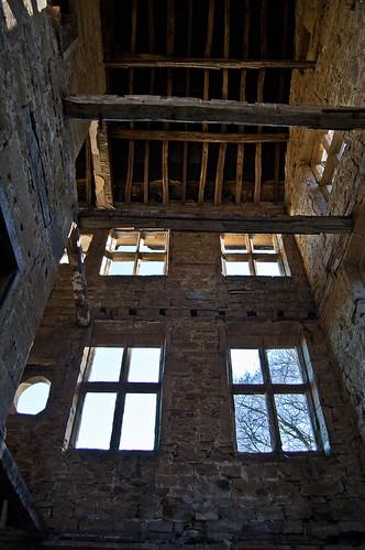Missing Floors Scout Hall Shibden Was Built In 1681