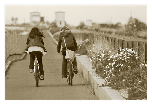 Riding Couple | by Michele Cannone