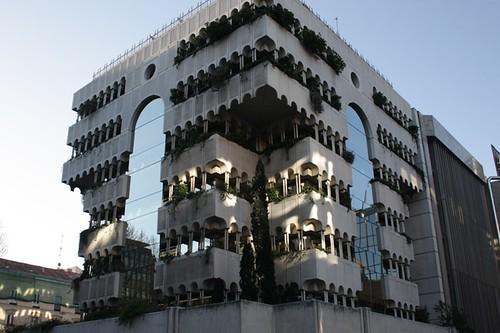 Edificio de 1979 de fernando higueras d az calle serrano - Fernando higueras ...