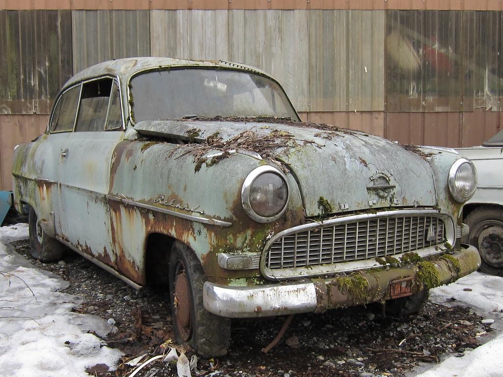 Opel Olympia Rekord - Wikipedia