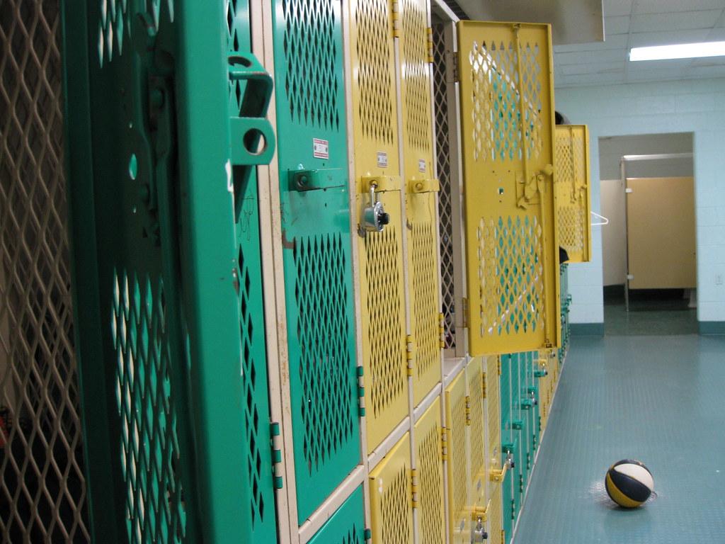 Locker Room Storage Erie Ave