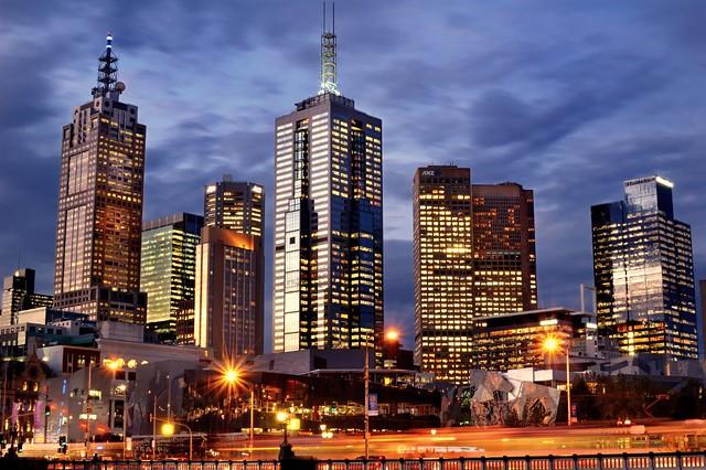 White Night Melbourne Cat Empire