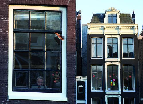 das kleinste haus der welt amsterdam carolinbl ink flickr. Black Bedroom Furniture Sets. Home Design Ideas