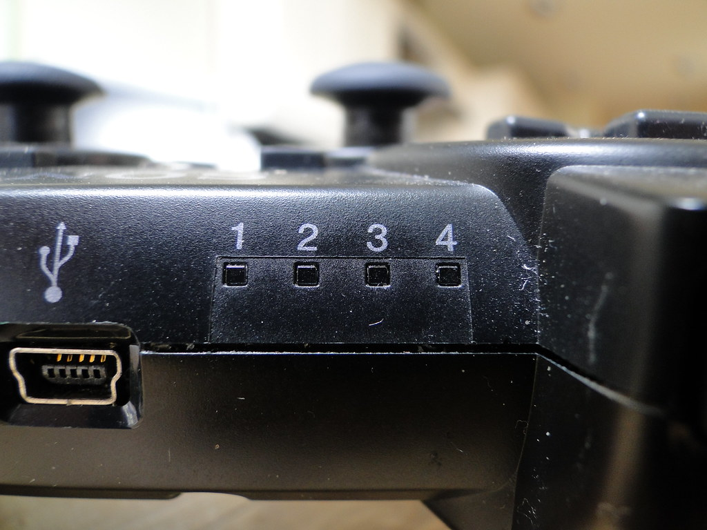 how to connect ps3 controller