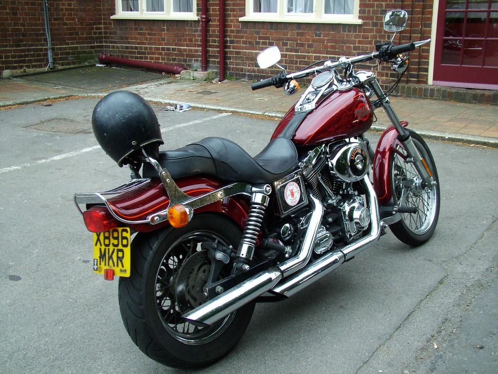 Harley Davidson Dyna Low Rider De