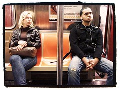 People - Avoiding eye contact | by carlos.a.martinez