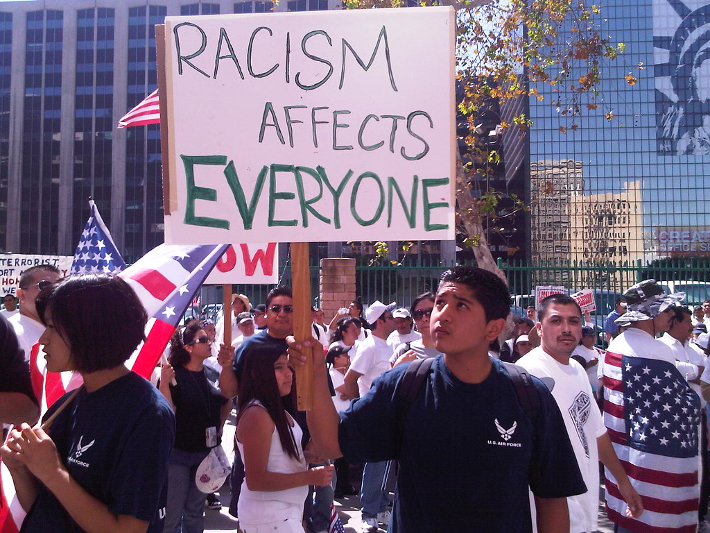 how racism affects everyone